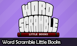 Get Word Scramble Little Books from the App Store!